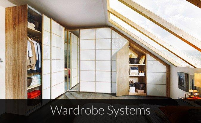 Prestons wardrobe systems